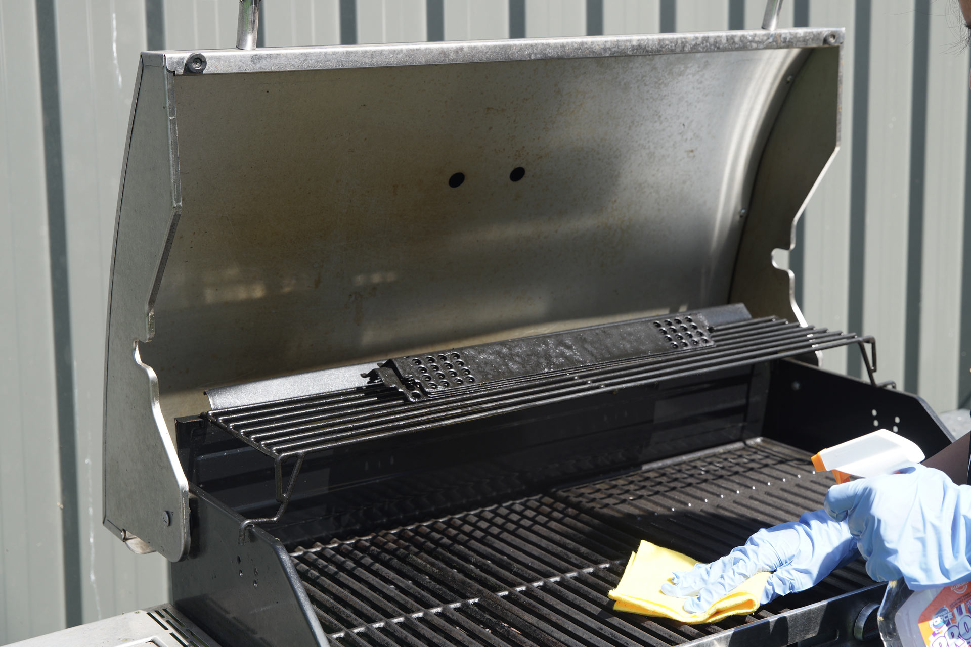 BBQ Cleaning